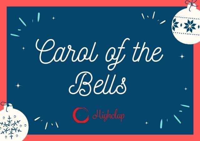 Carol of the Bells Lyrics-