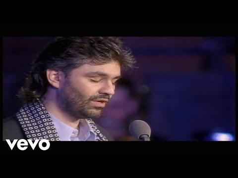 Con Te Partirò Lyrics– Andrea Bocelli   HighClap