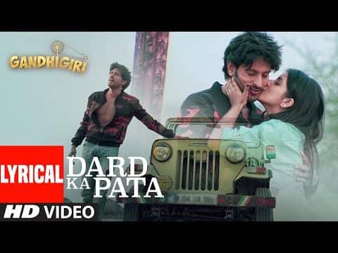 Dard ka pata (दर्द का पता) Lyrics- Gandhigiri   Mohammed Irfan, Sam