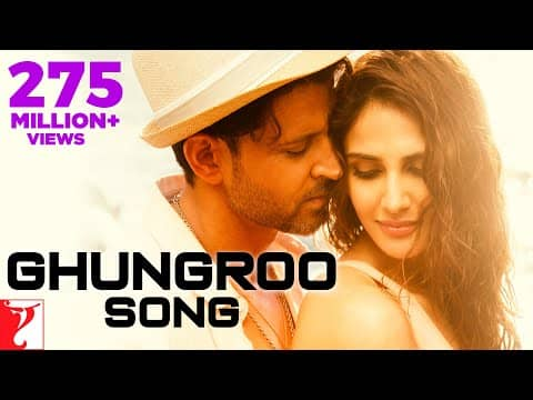 Ghungroo Lyrics- WAR | Arijit Singh, Shilpa Rao | Hrithik Roshan