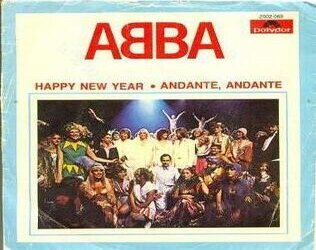 Happy New Year Lyrics- Super Trouper | ABBA