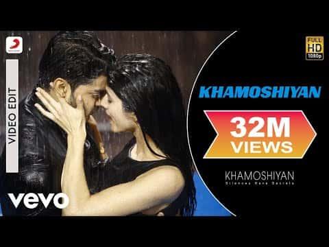 Khamoshiyan (Title Song) Lyrics- Khamoshiyan | Arijit Singh | Jeet Gannguli