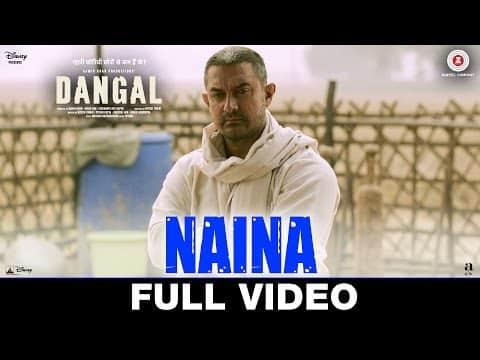 Naina (नैना) Lyrics- Dangal | Arijit Singh