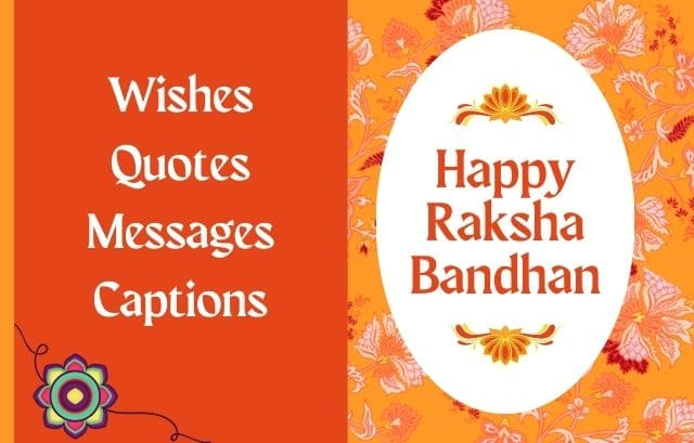 a Bandhan Wishes, Quotes, And Captions