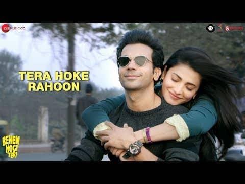Tera Hoke Rahoon Lyrics- Behen Hogi Teri | Arijit Singh