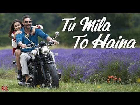 Tu Mila To Haina Lyrics- De De Pyaar De | Arijit Singh | HighClap