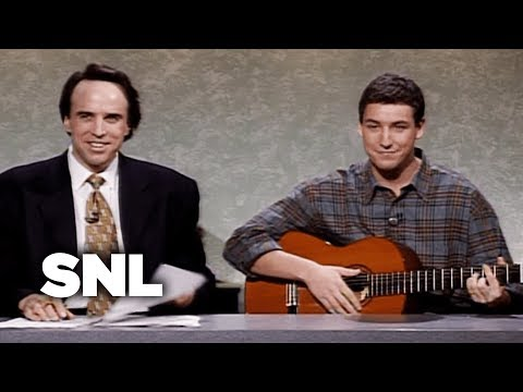 Thanksgiving Song Lyrics- They're All Gonna Laugh at You! | Adam Sandler