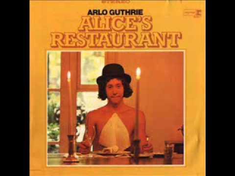 Alice's Restaurant Massacree Lyrics- Alice's Restaurant | Arlo Guthrie