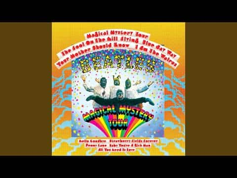 All You Need Is Love Lyrics- Magical Mystery Tour | The Beatles