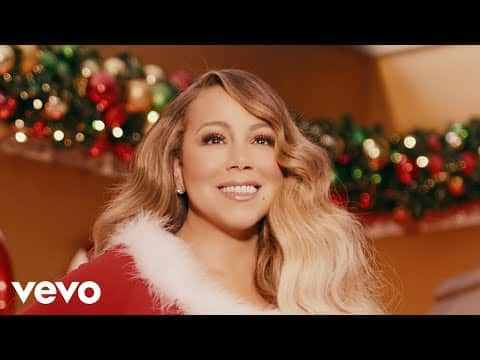 All I Want For Christmas Is You Lyrics- Merry Christmas | Mariah Carey