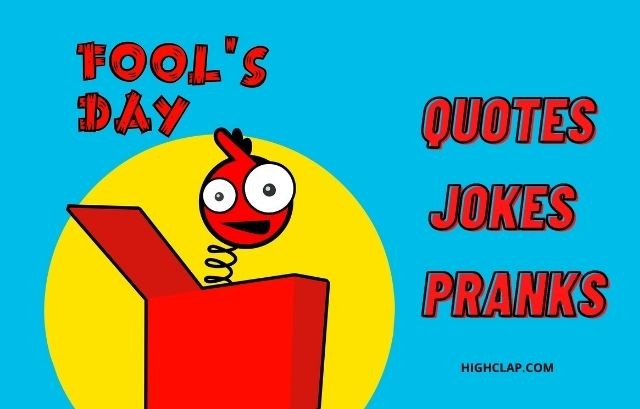 Funny April Fool's Day Quotes And Messages