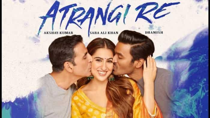 Atrangi Re (अतरंगी रे) Lyrics- Atrangi Re | Shreya Ghoshal