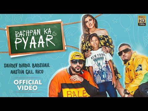 Bachpan Ka Pyaar (बचपन का प्यार) Lyrics- Badshah