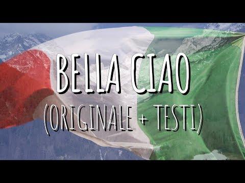 Bella Ciao Lyrics- Manu Pilas