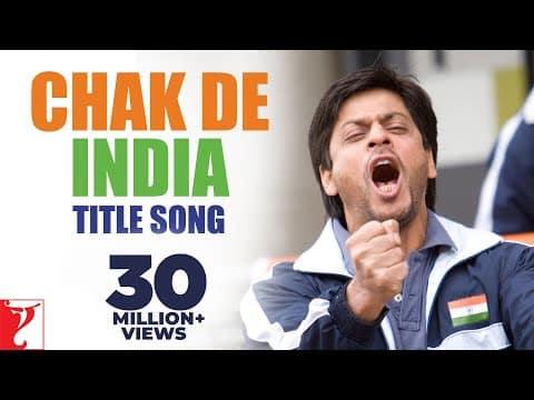 Chak De India (चक दे इंडिया) Lyrics- Chak De India | Sukhwinder Singh