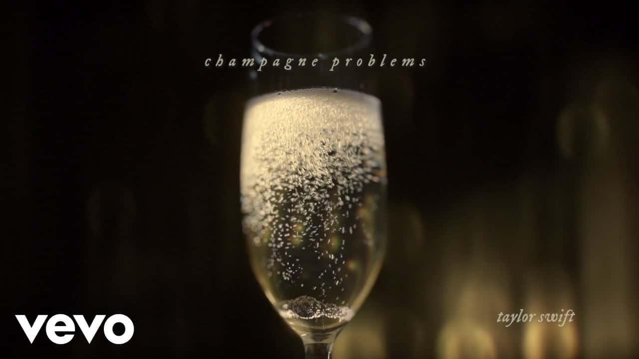 Champagne Problems Lyrics- Evermore | Taylor Swift | HighClap