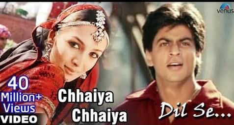 Chaiyya Chaiyya (छैय्या छैय्या) Lyrics- Dil Se | Sukhwinder Singh, Sapna Awasthi