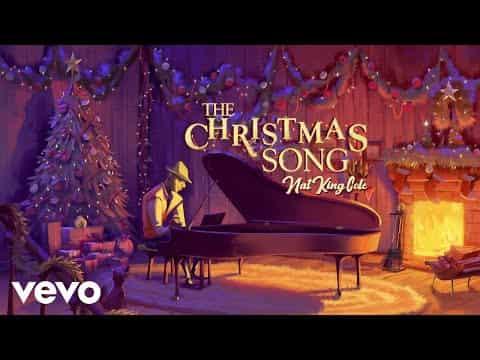 The Christmas Song (Merry Christmas To You) Lyrics- Nat King Cole