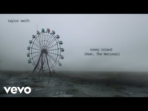 Coney Island Lyrics- Evermore | Taylor Swift
