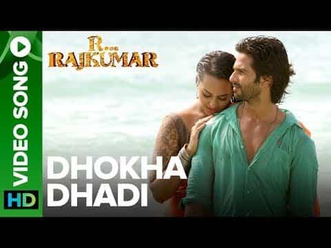 Dhokha Dhadi (धोखा धड़ी) Lyrics- Arijit Singh | R… Rajkumar