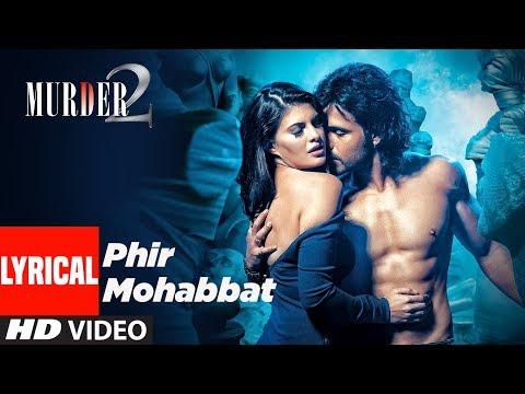 Dil Sambhal Ja Zara (दिल संभल जा ज़रा) Lyrics- Murder 2 | Arijit Singh, Salim Bhatt