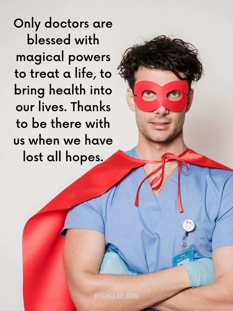 Best Doctor Day Wishes