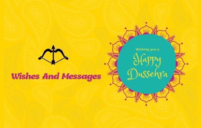 Dussehra Wishes, Messages, Quotes & Images