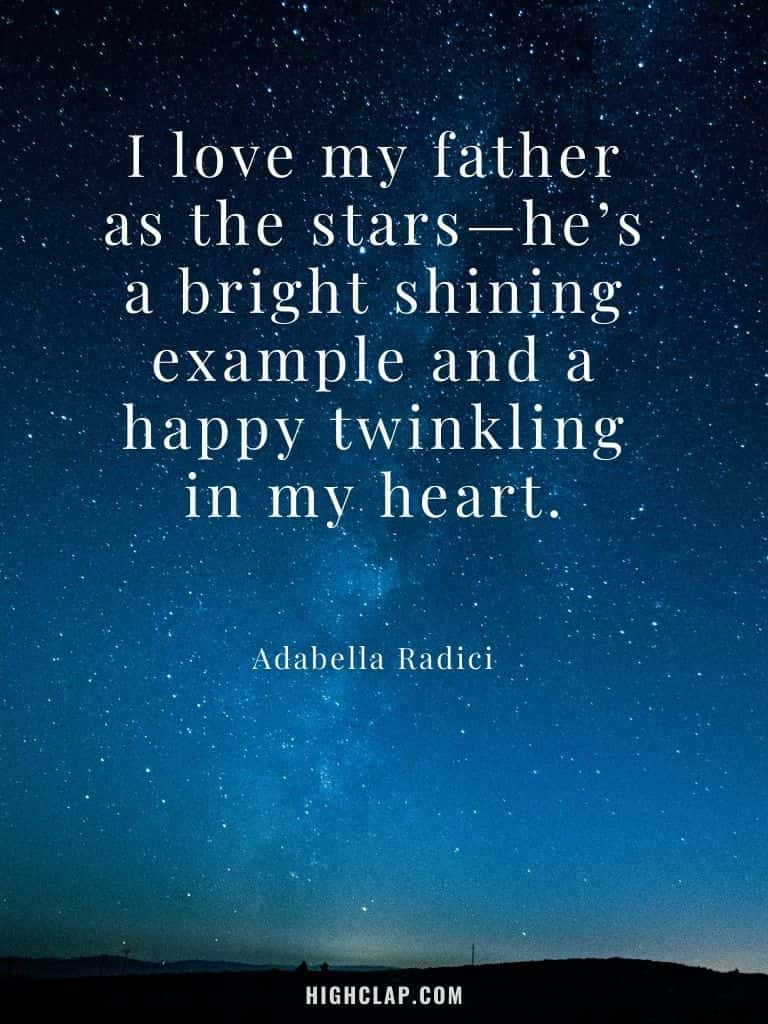 Fathers Day In Heaven Quotes