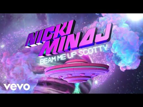 Fractions Lyrics-  Beam Me Up Scotty | Nicki Minaj