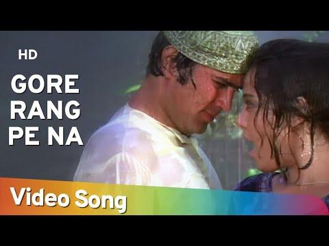 Gore Rang Pe Itna Gumaan Na Kar (गोरे रंग पे ना इतना गुमान कर) Lyrics- Roti | Lata Mangeshkar, Kishore Kumar