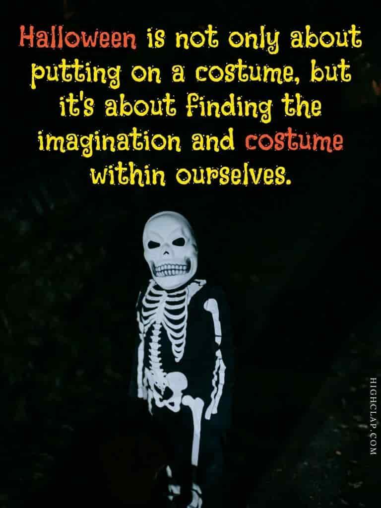 Halloween quote by Elvis Duran