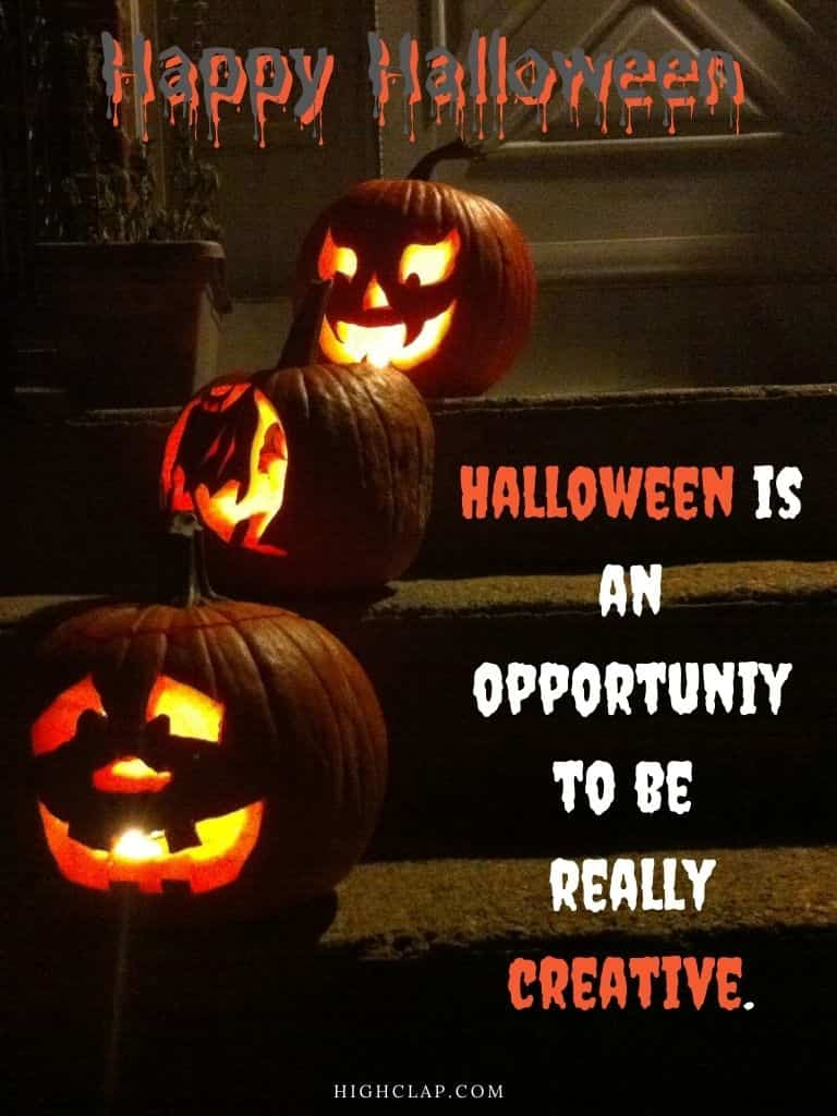 Halloween quote by Judy Gold