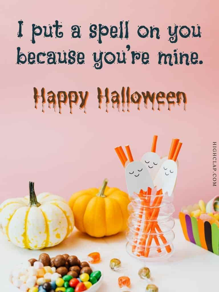 Halloween quote by Jay Hawkins