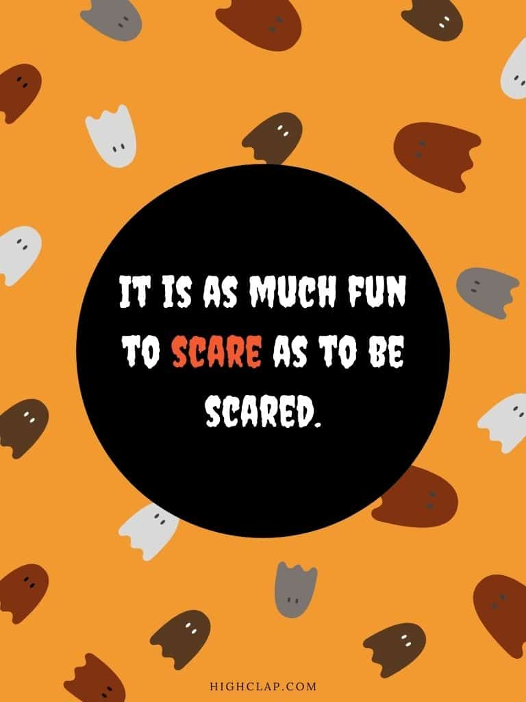 Halloween quote by Vincent Prince