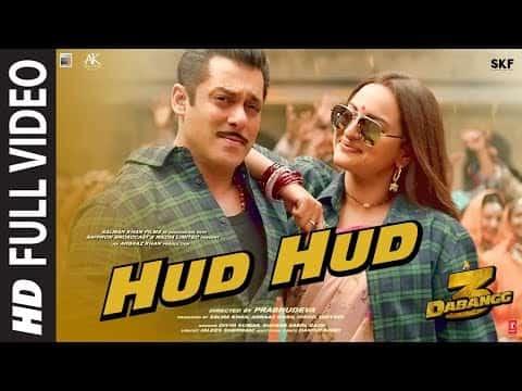 Hud Hud (हुड हुड) Lyrics- Dabangg 3 | Divya Kumar, Shabab Sabri, Sajid