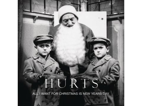 All I Want for Christmas Is New Year's Day Lyrics- Happiness | Hurt ( Theo Hutchcraft, Adam Anderson)
