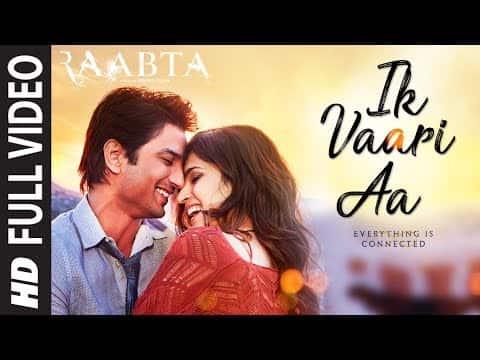 Ik Vaari Aa (इक वारी आ) Lyrics- Raabta | Arijit Singh | HighClap