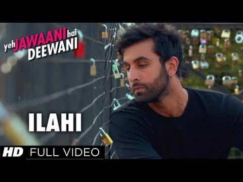 Ilahi (इलाही) Lyrics – Yeh Jawaani Hai Deewani  | Mohit Chauhan, Arijit Singh | Ranbir Kapoor, Deepika Padukone