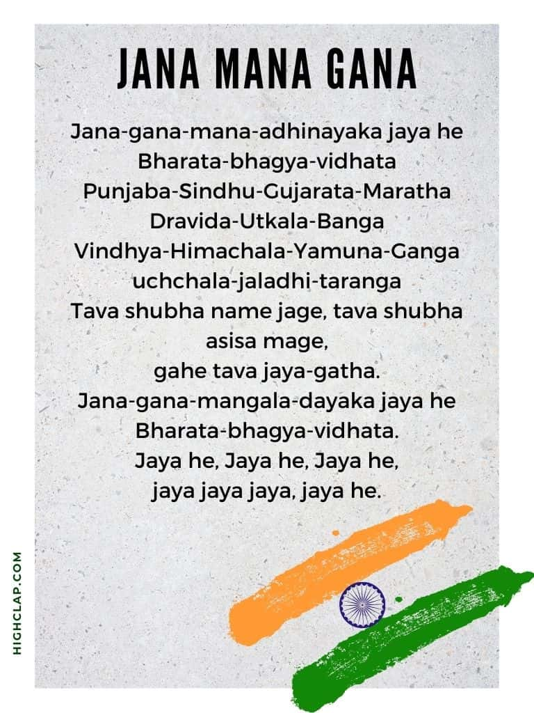 Indian Independence Day in English