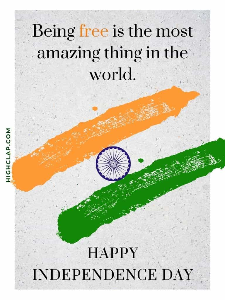 Patriotic Independence Day Wishes & Messages