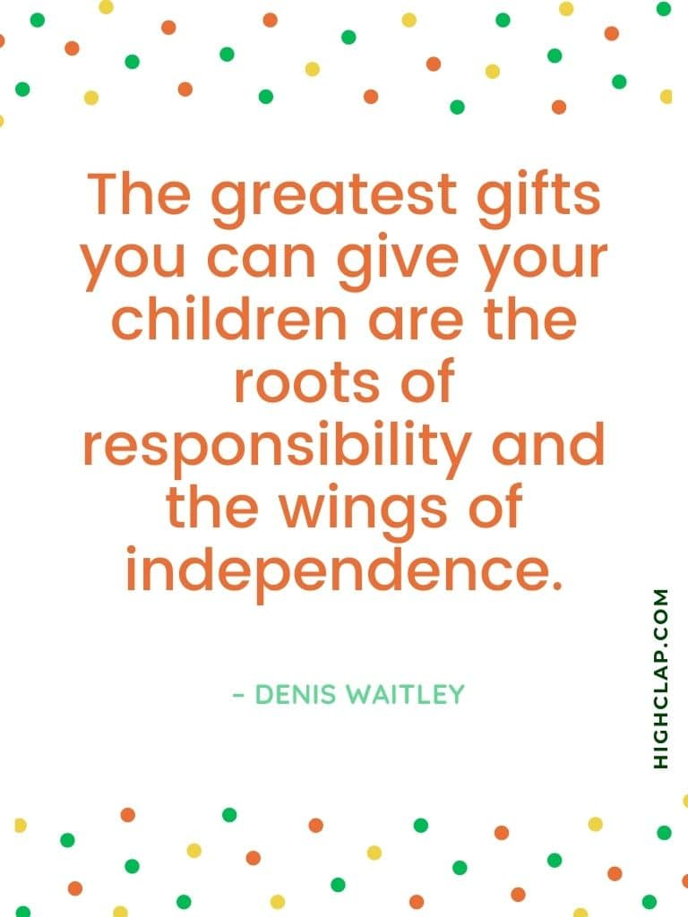 Independence Day Quotes By Freedom Fighters Of India - Denis Waitley