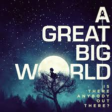 This Is The New Year Lyrics- Is There Anybody Out There? | A Great Big World