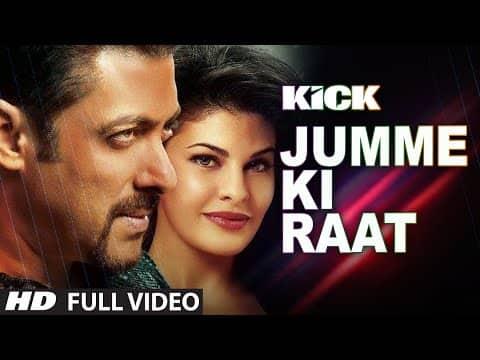 Jumme Ki Raat (जुम्मे की रात) Lyrics- Kick | Mika Singh, Palak Muchhal