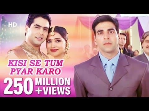 Kisi Se Tum Pyaar Karo (किसी से तुम प्यार करो) Lyrics- Andaaz | Kumar Sanu, Alka Yagnik