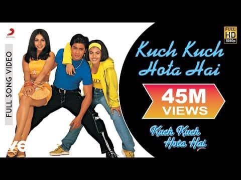 Kuch Kuch Hota Hai (कुछ कुछ होता है) Lyrics- Kuch Kuch Hota Hai   Udit Narayan, Alka Yagnik