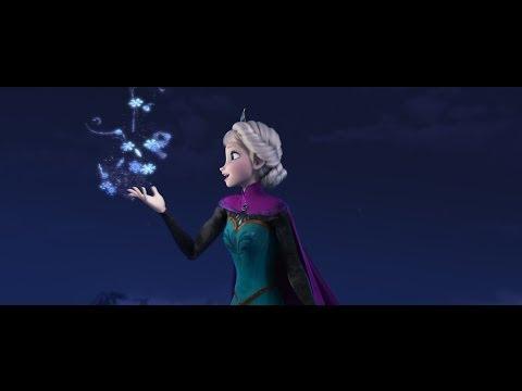 Let It Go Lyrics- Frozen | Idina Menzel