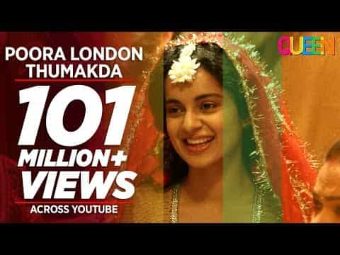 London Thumakda Lyrics- Queen | Sonu Kakkar, Neha Kakkar