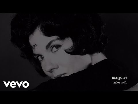 Marjorie Lyrics- Evermore | Taylor Swift