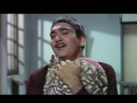 Mere Samne Wali Khidki Mein (मेरे सामने वाली खिड़की में) Lyrics- Padosan | Kishore Kumar