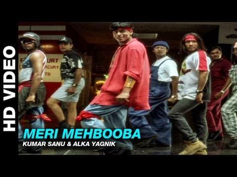Meri Mehbooba (मेरी मेहबूबा) Lyrics- Pardes | Kumar Sanu, Alka Yagnik